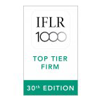 Koutalidis Law Firm IFLR 1000 Top Tier Firm 30th Edition