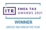 ITR TAX FIRM OF THE YEAR 2021